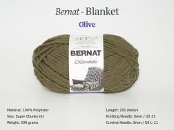 Blanket_Olive