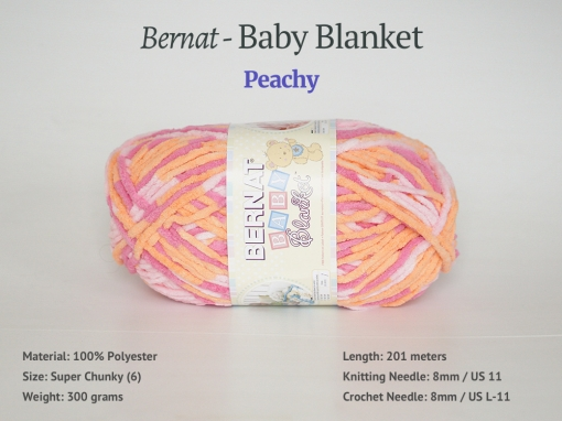 Blanket_Peachy