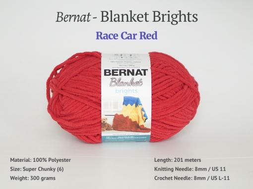 Blanket_RaceCarRed