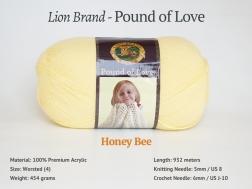 PoundofLove_HoneyBee