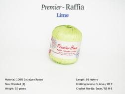 Raffia_Lime