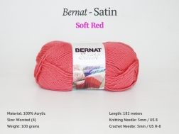 Satin_SoftRed