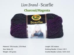 Scarfie_212-CharcoalMagenta