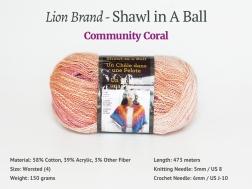 ShawlinaBall_Community Coral