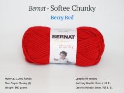 SofteeChunky_BerryRed