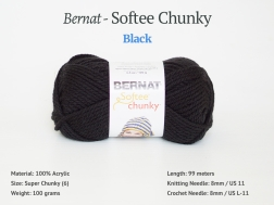 SofteeChunky_Black