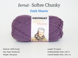 SofteeChunky_DarkMauve