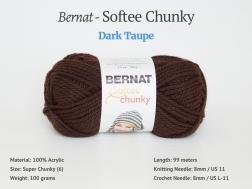 SofteeChunky_DarkTaupe