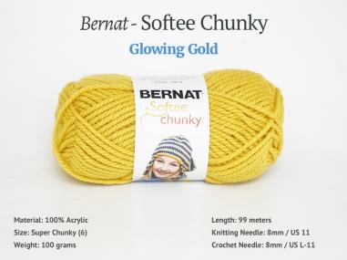 SofteeChunky_GlowingGold