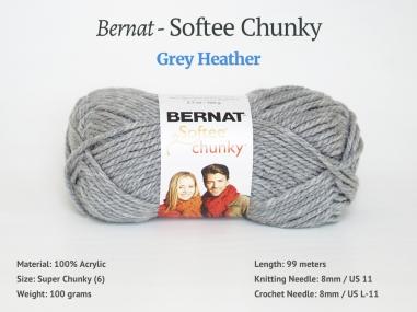 SofteeChunky_GreyHeather