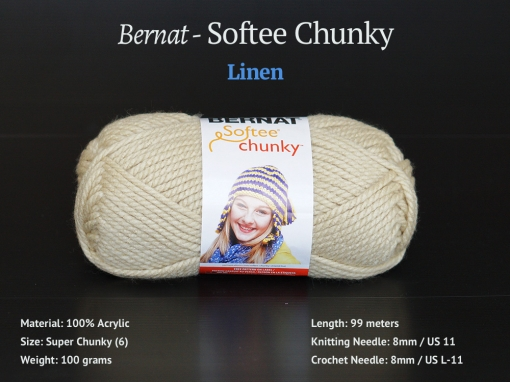 SofteeChunky_Linen
